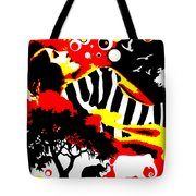 Safari Dreams Tote Bag