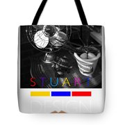 Safari Poster Tote Bag