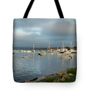 Safe Harbor - Plymoth Tote Bag