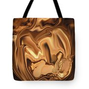 Safe-in-her-arms Tote Bag