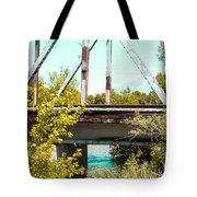 Safe Travels Tote Bag
