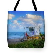 Safe Waters Tote Bag