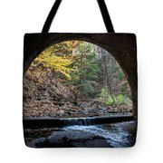 Sagamore Creek Tunnel Entry Tote Bag