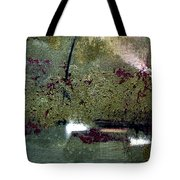 Sage And Plum Tote Bag