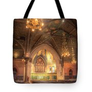 Sage Chapel II Tote Bag