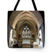 Sage Chapel Memorial Room Tote Bag