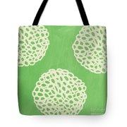 Sage Garden Bloom Tote Bag