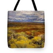 Sagebrush Country Tote Bag