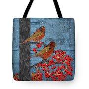 Sagebrush Sparrow Long Tote Bag