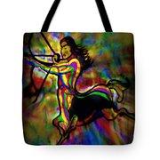 Sagittarius Tote Bag