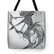 Sagittaurus Tote Bag