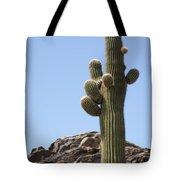 Saguaro 1 Tote Bag