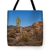 Saguaro Century Tote Bag