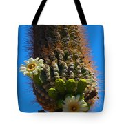 Saguaro Elephant Trunk Tote Bag