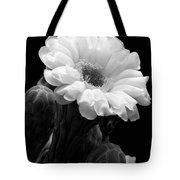 Saguaro First Bloom Tote Bag