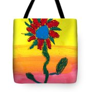 Sahale's Pastel Tote Bag