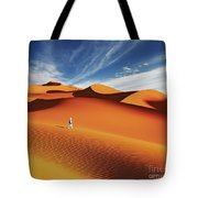 Sahara Desert, Algeria Tote Bag