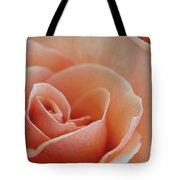 Sahara Light Tan Cream Rose Tote Bag