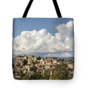 Saignon Village Provence  Tote Bag by Juergen Held