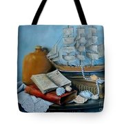 Sail By Tale Tote Bag