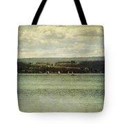 Sail Lesson Tote Bag