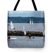 Sail On Tote Bag