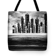 Sail With The City 16 Tote Bag