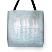 Sailaway By V.kelly Tote Bag