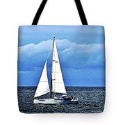 Sailboat No. 143-1 Tote Bag