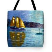Sailboat-  Sailing- Come Sail Away Tote Bag