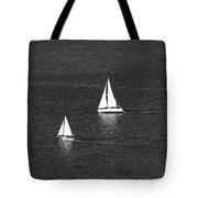 Sailboats 1 Tote Bag