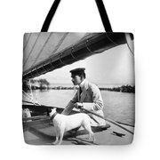 Sailing, 20th Century Tote Bag