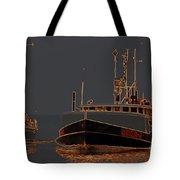 Sailing And Fishing 2 Tote Bag