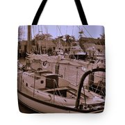 Sailing Anyone Tote Bag