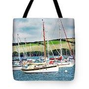Sailing Boats Tote Bag