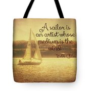 Sailing Chiles Tote Bag