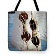 Sailing Dories 2 Tote Bag