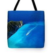 Sailing I Tote Bag