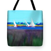 Norfolk Sails Tote Bag