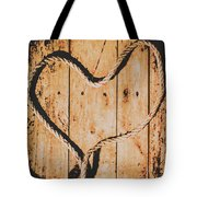 Sailing Love With No Strings Attached Tote Bag