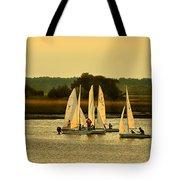 Sailing Practice Tote Bag