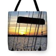Sailing Summers Tote Bag
