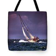 Sailing To Nantucket 001 Tote Bag