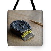 Sailor Matchbox Tote Bag