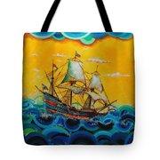 Sailors Tote Bag