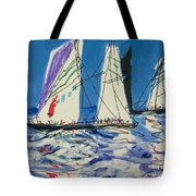 Sails IIi Tote Bag