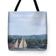 Sails Up Tote Bag