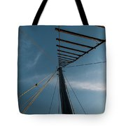 Sail...till The World Ends Tote Bag