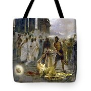 Saint Alban Tote Bag