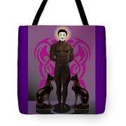 Saint Anonymous Tote Bag